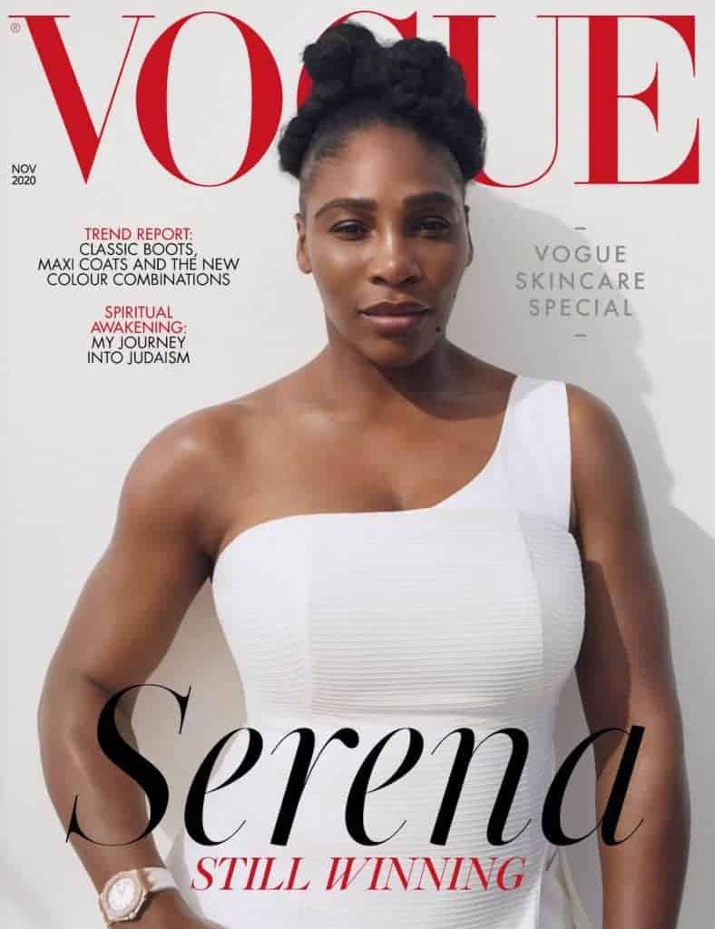 Vogue Cover   November 2020