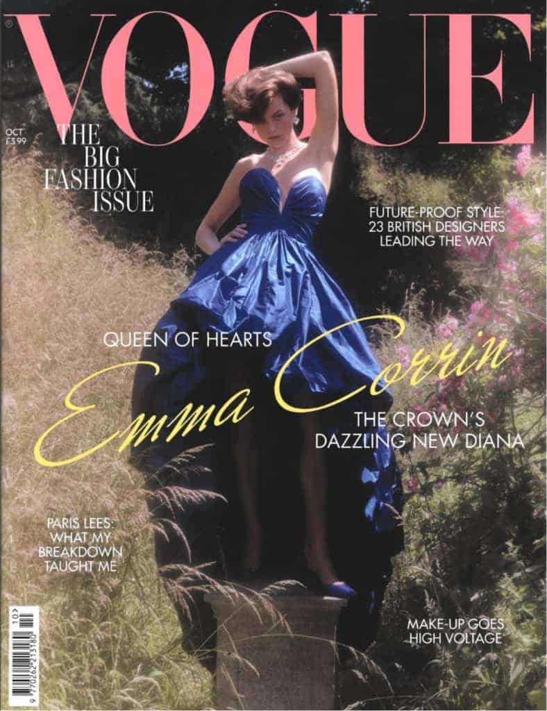 Vogue Cover   October 2020