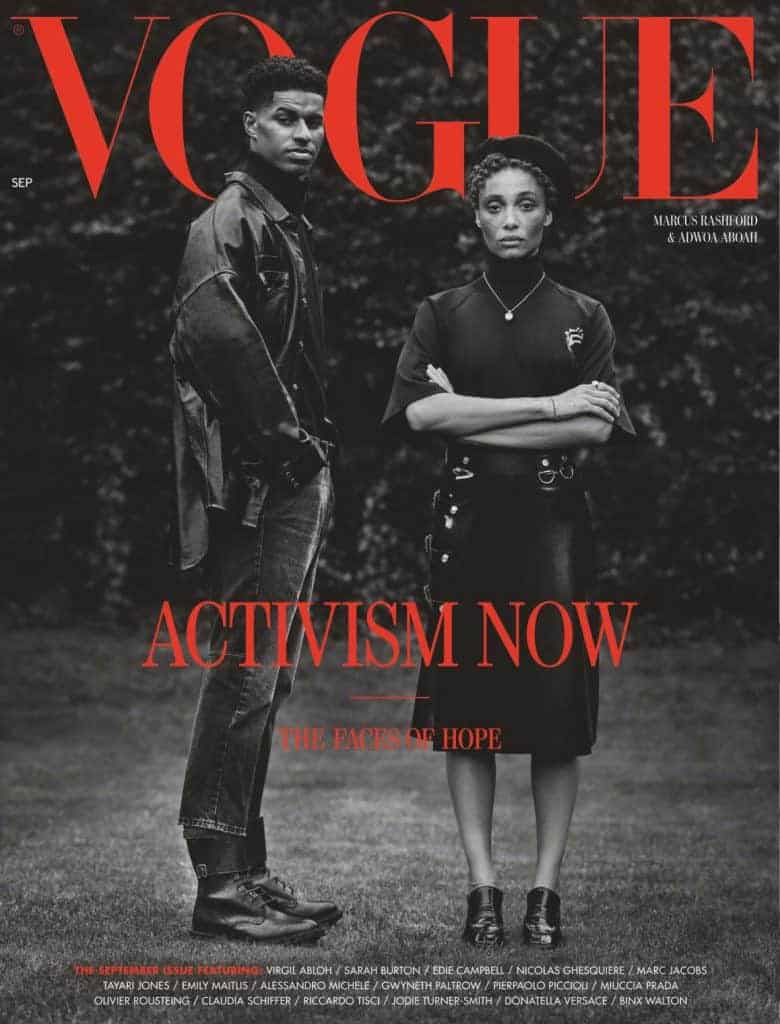 Vogue Cover   September 2020